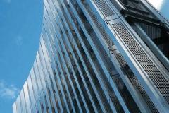 Перфолист-фасад-будівлі