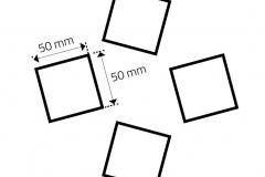 Кубик-50-мм